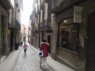L'artesania del carrer de la Riera, exemple a la Setmana d'Artesania de Catalunya
