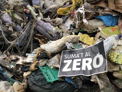 Suma't al zero, evita la generació de residus plàstics d'un sol ús a Vic