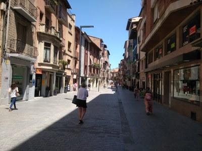 Vic obre la convocatòria per ajudar als comerços i serveis de proximitat amb 570.000 euros