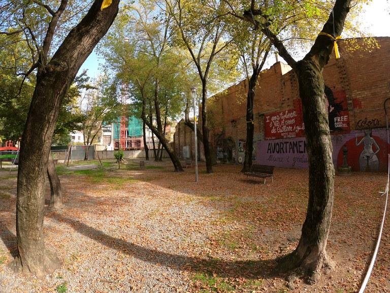 Rehabilitació del parc de Can Forcada