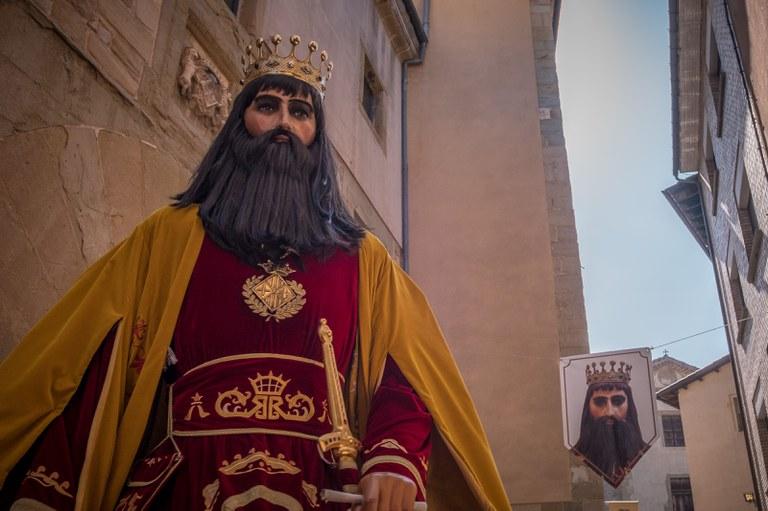 Publicació de la història dels gegants i bestiari de la ciutat