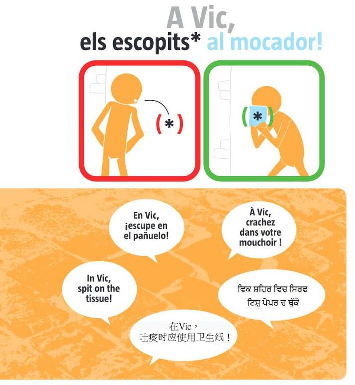 Coordinació d'accions transversals en matèria de comunicació i sensibilització de la salut
